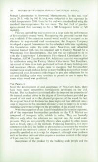 Record of the 1970 Annual Convention of the British Wood Preserving Association : Page 154