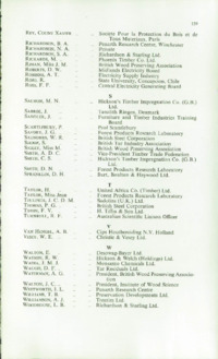 Record of the 1970 Annual Convention of the British Wood Preserving Association : Page 169