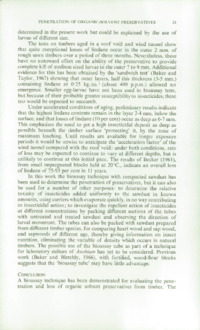 Record of the 1970 Annual Convention of the British Wood Preserving Association : Page 41