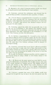 Record of the 1970 Annual Convention of the British Wood Preserving Association : Page 44