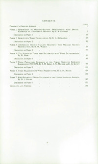 Record of the 1970 Annual Convention of the British Wood Preserving Association : Page 9