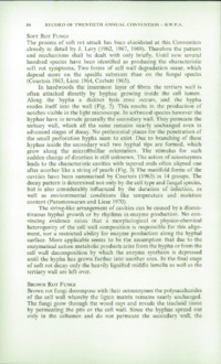 Record of the 1970 Annual Convention of the British Wood Preserving Association : Page 94