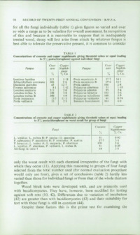 Record of the 1971 Annual Convention of the British Wood Preserving Association : Page 108