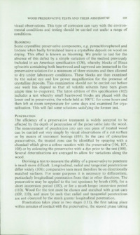 Record of the 1971 Annual Convention of the British Wood Preserving Association : Page 115