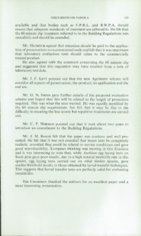 Record of the 1971 Annual Convention of the British Wood Preserving Association : Page 125