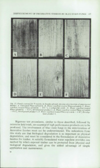 Record of the 1971 Annual Convention of the British Wood Preserving Association : Page 177