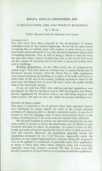 Record of the 1971 Annual Convention of the British Wood Preserving Association : Page 53