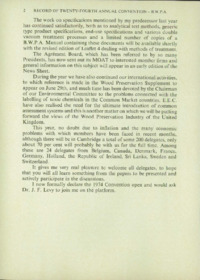 Record of the 1974 Annual Convention of the British Wood Preserving Association : Page 10