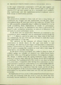 Record of the 1974 Annual Convention of the British Wood Preserving Association : Page 110