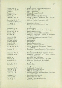 Record of the 1974 Annual Convention of the British Wood Preserving Association : Page 115