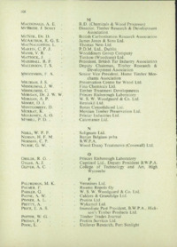Record of the 1974 Annual Convention of the British Wood Preserving Association : Page 116