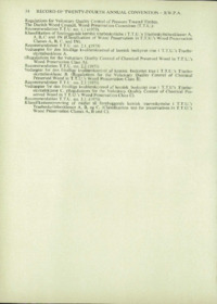 Record of the 1974 Annual Convention of the British Wood Preserving Association : Page 42
