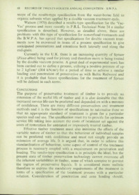 Record of the 1974 Annual Convention of the British Wood Preserving Association : Page 76