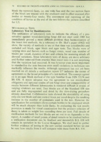 Record of the 1974 Annual Convention of the British Wood Preserving Association : Page 86