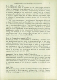 Record of the 1974 Annual Convention of the British Wood Preserving Association : Page 87