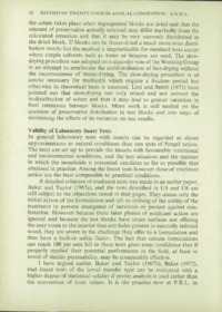 Record of the 1974 Annual Convention of the British Wood Preserving Association : Page 90