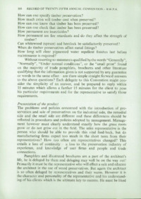 Record of the 1975 Annual Convention of the British Wood Preserving Association : Page 112