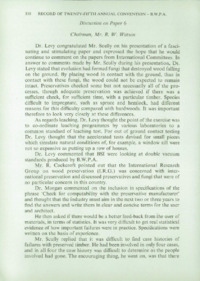 Record of the 1975 Annual Convention of the British Wood Preserving Association : Page 118