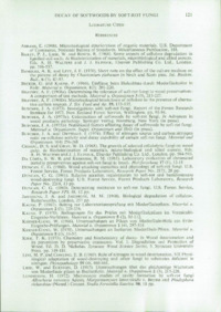 Record of the 1975 Annual Convention of the British Wood Preserving Association : Page 129