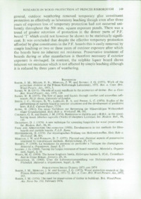 Record of the 1975 Annual Convention of the British Wood Preserving Association : Page 157