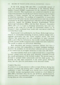 Record of the 1975 Annual Convention of the British Wood Preserving Association : Page 162