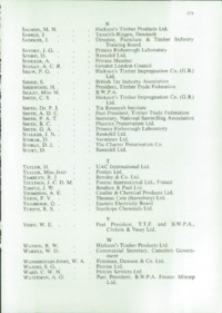 Record of the 1975 Annual Convention of the British Wood Preserving Association : Page 181