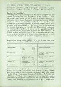Record of the 1976 Annual Convention of the British Wood Preserving Association : Page 114