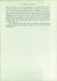 Record of the 1976 Annual Convention of the British Wood Preserving Association : Page 139