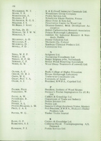 Record of the 1976 Annual Convention of the British Wood Preserving Association : Page 158