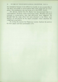 Record of the 1976 Annual Convention of the British Wood Preserving Association : Page 32