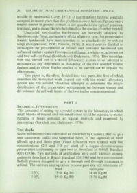 Record of the 1976 Annual Convention of the British Wood Preserving Association : Page 34