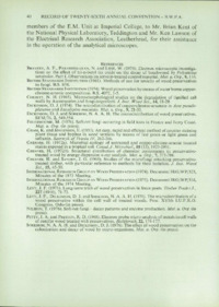 Record of the 1976 Annual Convention of the British Wood Preserving Association : Page 48