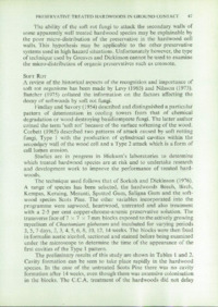 Record of the 1976 Annual Convention of the British Wood Preserving Association : Page 55
