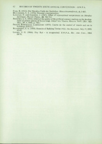 Record of the 1976 Annual Convention of the British Wood Preserving Association : Page 90