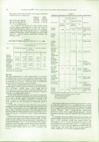 Record of the 1981 Annual Convention of the British Wood Preserving Association : Page 44