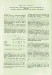 Record of the 1984 Annual Convention of the British Wood Preserving Association : Page 23