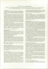 Record of the 1987 Annual Convention of the British Wood Preserving Association : Page 75