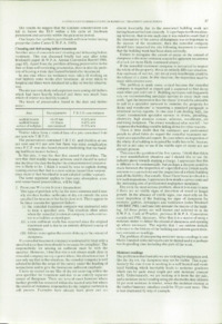 Record of the 1987 Annual Convention of the British Wood Preserving Association : Page 89