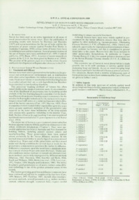 Record of the 1989 Annual Convention of the British Wood Preserving Association : Page 45