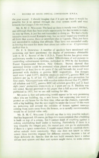 Record of the 1956 Annual Convention of the British Wood Preserving Association : Page 182