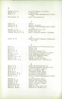 Record of the 1956 Annual Convention of the British Wood Preserving Association : Page 210