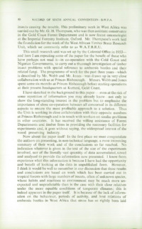 Record of the 1956 Annual Convention of the British Wood Preserving Association : Page 88