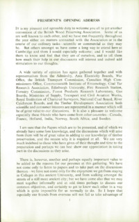 Record of the 1956 Annual Convention of the British Wood Preserving Association : Page 9