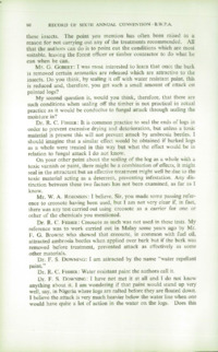 Record of the 1956 Annual Convention of the British Wood Preserving Association : Page 98