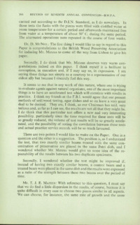 Record of the 1957 Annual Convention of the British Wood Preserving Association : Page 172