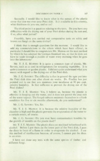 Record of the 1957 Annual Convention of the British Wood Preserving Association : Page 175