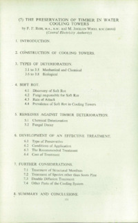 Record of the 1957 Annual Convention of the British Wood Preserving Association : Page 179
