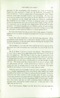 Record of the 1957 Annual Convention of the British Wood Preserving Association : Page 209