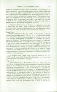 Record of the 1957 Annual Convention of the British Wood Preserving Association : Page 217