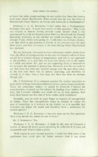 Record of the 1957 Annual Convention of the British Wood Preserving Association : Page 29